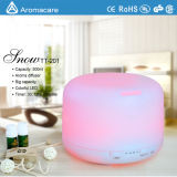 500ml Aroma Oil Diffuser com 4 o diodo emissor de luz Color Changing Lamps de Timer Settings 7