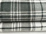 Tela teñida hilado de la franela del Cr para la ropa de noche y los pijamas
