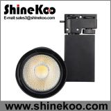 Aluminio 50W COB LED Spot de luz