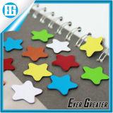 多彩な印刷の昇進のギフトの星の形冷却装置磁石