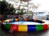 Het hete Verkopende Zwembad van de Pool van het Zwembad van pvc Opblaasbare Volwassen Grote Opblaasbare Grote Opblaasbare