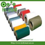 PE y PVDF color de la hoja de aluminio recubierto (ALC1113)