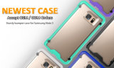 Край Samsung S7 аргументы за ясности Двойн-Слоя серии жука единорога