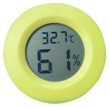 Temperatur-Anzeiger runder LCD-Bildschirm-Innengebrauch