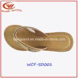 Sandelholze der Form-Dame-Casuals mit Absatz-Schuhen