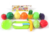 Cutting Food & Kids를 위한 Vegetable Toys의 부엌 Play Set
