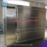 Réfrigérateurs corporels mortuaires en morgue
