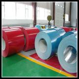 El color de SGCC Dx51d Sgch cubierto prepintó la bobina de acero galvanizada