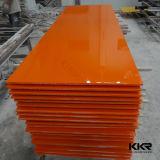 Листы искусственной каменной панели смолаы твердые поверхностные для сбывания (V1608016)