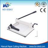 BerufsPapierschneidemaschine der hersteller-Papier-Ausschnitt-Maschinen-A3 (WD-858A3)