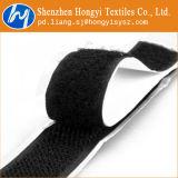 Blanc auto-adhésif de crochet et de boucle de bande arrière collante