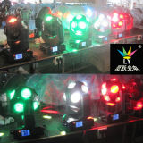 12X12W RGBW Futebol Moving Head LED Feixe