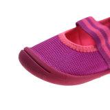 Ботинки Aqua эластичной Sporty сетки девушок молодости верхние