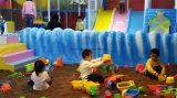 シマウマの遊園地の装置運動砂の表示表--動きSandeducationalは子供のおもちゃをもてあそぶ