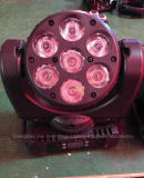 Compartiment de lampe d'éclairage d'étape d'éclairage 7