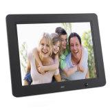 Подгонянная 12 '' картинная рамка TFT LCD многофункциональная цифров (HB-DPF1202)