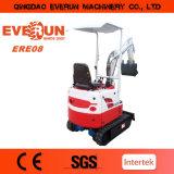 Nuovo mini escavatore del modello Ere08 di Everun