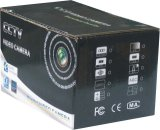 12V 120 appareil-photo micro de télévision en circuit fermé du degré 520tvl pour la maison, entrepôt, mémoires
