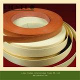 Полоса края PVC мебели зерна сплошного цвета и древесины