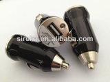 Concurrerende Price DC5V 1000mA USB Car Charger met Ce /RoHS Approved voor Blackberry