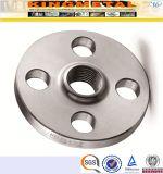 Borde roscado orificio del acero inoxidable 150# RF 5 del ANSI B16.5