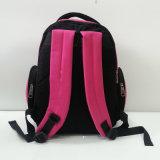 Розовый Backpack мешка Jansport полиэфира девушки для школы, студента, компьтер-книжки, Hiking, перемещения