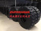 Superhawk 7.00-12 8.25-15 8.25-12 산업 타이어 압축 공기를 넣은 단단한 타이어