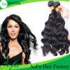 Cheveux malaisiens humains de Vierge noire de fournisseurs de Guangzhou