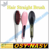 Regalo Package con affissione a cristalli liquidi Display Hair Straightener Brush