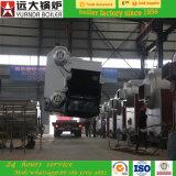 Hoge Efficiency Stoomketel van de Biomassa van 4 Ton de In brand gestoken Korrel met de Prijs van de Fabriek