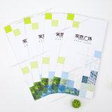 Folheto relativo à promoção da impressão
