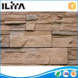 Piedra artificial de la cultura, piedra de la decoración del revestimiento de la pared