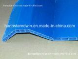 Gewölbte hohle Form PVC-materielle Dach-Blatt-Wand