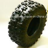 잔디 깍는 기계 트랙터 바퀴 나비 둥근 어깨 18 x 6.50 - 8 4pr 관이 없는 타이어