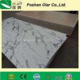 Tablero decorativo artístico interior del cemento de la fibra
