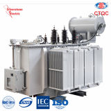 LuchtPool in drie stadia zette de Norm van CEI van de Transformator van de Distributie op