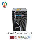 Jinwei 2 mm de espesor mate superficie resistente UV Epoxi Revestimiento de Pisos