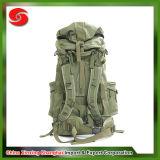 Morral, mochila, militar, ejército, al aire libre, acampando, yendo de excursión, bolso de ciclo