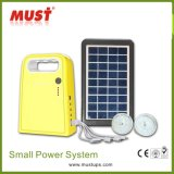 kit portatile del sistema di energia solare 30W per illuminazione domestica