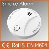 Detector de humos interconectable sin hilos de la alarma de humo de Peasway con la función del silencio (PW-507SQI)