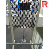Profils en aluminium/en aluminium d'Extruson pour la porte de Chambre