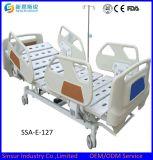 Больничная койка поставщика 5 Китая мотылевая электрическая регулируемая
