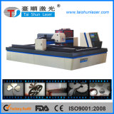 Máquina de estaca de alumínio do laser do perfil (TSYG150300)