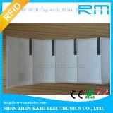 860-960MHz etiqueta pasiva/escritura de la etiqueta/etiqueta engomada de la frecuencia ultraelevada del rango largo RFID para el activo/la gerencia de logística
