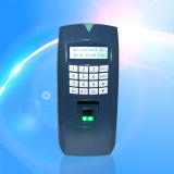 Contrôle d'accès d'empreinte digitale avec le service de temps (F-SMART)