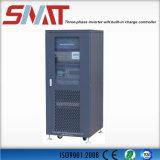 invertitore ibrido a tre fasi di energia solare di 30kw 380VAC con il regolatore incorporato della carica