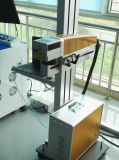 Laser Marking Machine de Onlie Inkjet Fiber com High Speed