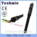 Stylo à lumière laser Techwin Vfl 3105p Visual Fault Locator