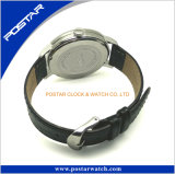 Orologi di lusso di marca per gli uomini ed il benvenuto dell'OEM dell'acciaio inossidabile delle vigilanze delle donne