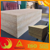 Tarjeta externa impermeable de las lanas de roca del aislante termal de la pared (edificio)